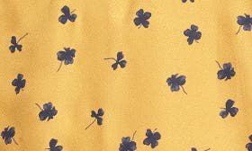 Yellow Mineral Lucky Clover swatch image