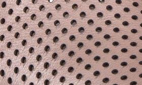 Blush Metallic Leather swatch image