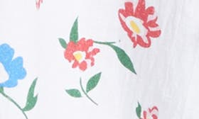 Western Wallflower Print swatch image