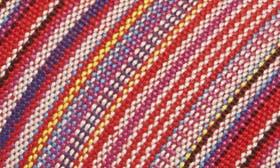 Pink Stripe Fabric swatch image