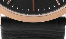 Black/ Rose Gold swatch image