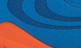 Bermuda Blue Leather swatch image