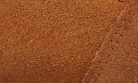 Cruiser Chestnut Suede swatch image