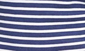 Navy- White Elmer Stripe swatch image