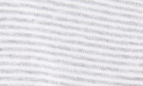 Grey Ash Heather Fine Stripe swatch image