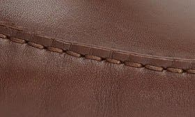 Dark Brown Desert Calf swatch image