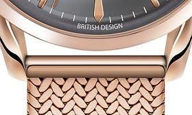 Rose Gold/ Slate Grey swatch image