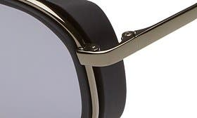 Black/ Matte Silver swatch image