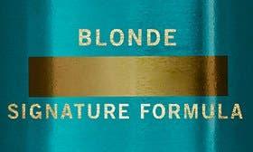 Blonde swatch image