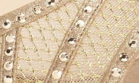 Soft Gold Suede swatch image