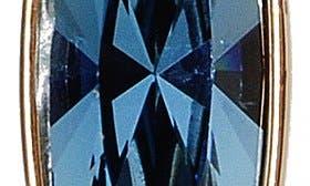 Denim Blue/ Gold swatch image