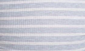 Grey/ Ivory Stripe swatch image
