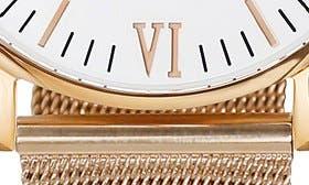 Rosegold/ White swatch image