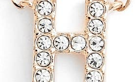 H Rose Gold swatch image
