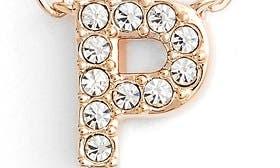 P Rose Gold swatch image