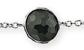 Sterling Silver- Onyx swatch image