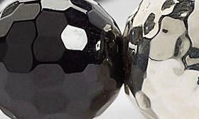 Silver/ Black Onyx swatch image