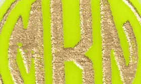 Lime/ Gold swatch image