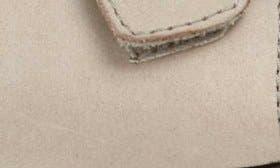 Light Sand Nubuck Leather swatch image