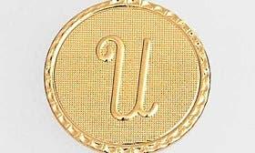 Gold - U swatch image