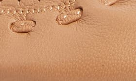 Nude/ Goat Leather swatch image