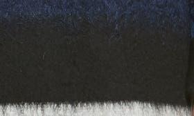 Black Multi Stripe swatch image