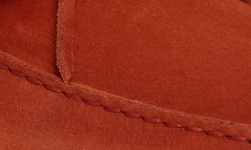 Persimmon Suede swatch image