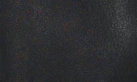 Black W/ Leo Fur swatch image
