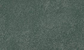 Hunter Green Suede swatch image