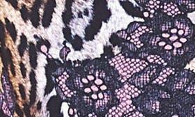 Plum Lace Leopard swatch image