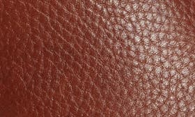 Mocha Brown Leather swatch image