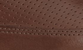 Cocoa Brown Leather swatch image