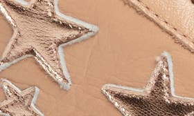 Blush/ Rose Gold Leather swatch image