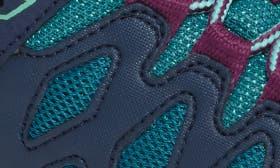 Navy/ Turquoise/ Purple swatch image