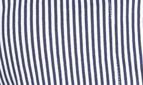 Windsor Navy/ White Stripe swatch image