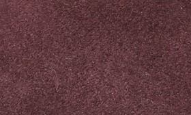 Dark Burgundy Suede swatch image