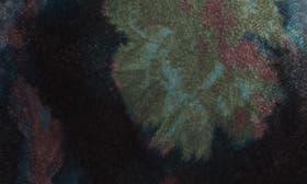 Blue Floral Velvet swatch image