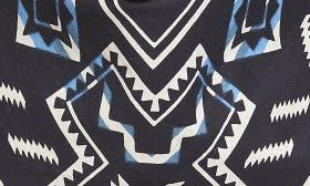 Pueblo Cross Indigo swatch image