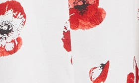 Creme/ Coral Poppy swatch image
