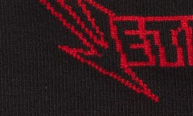 Black Red swatch image