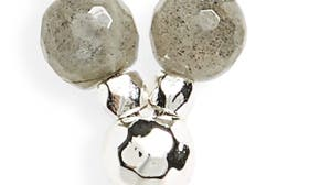 Labradorite / Silver swatch image