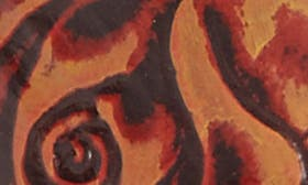 Coral Leather swatch image