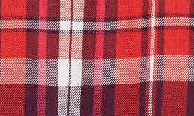 Red Bittersweet Winter Plaid swatch image