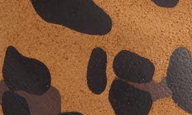 Leopard Suede swatch image