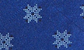 Royal- Snowflake swatch image
