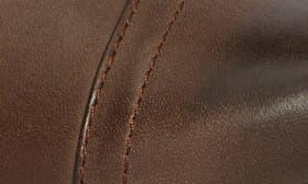 Chocolate Burnished Leather swatch image