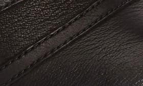 Meadow Black Burnished Leather swatch image