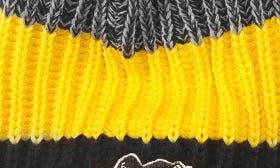 Penguins/ Black/ Gold/ Grey swatch image