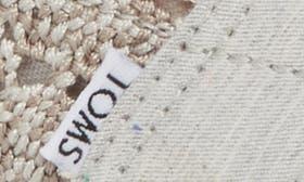 Grey Crochet/ Multi Fleck swatch image