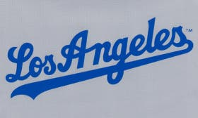Los Angeles Dodgers - Grey swatch image